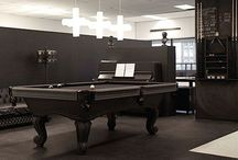Ideas | Games Rooms / Intended as a tool to assist and inspire clients and design partners