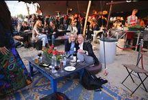 Events / Feesten en evenementen bij Villa Westend