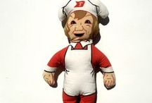 Advertising Promotional Toys Current and Vintage / Toys and items used on advertising campaigns or mascots for companies.
