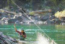 Women in Fly Fishing / Old school, new school...this is the spot to see photos and images of women fishing over the years.  For inspiration and proof that female anglers are out there pounding the water.