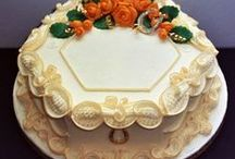 buttercream cakes/cupcakes