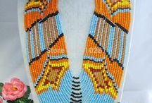 nigeria beautiful necklaces