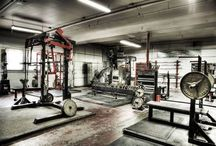 My Home Gym Production / This is the making of my dream of turning my double garage into a modern home gym into reality with these ideas.