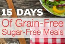 Foods and Recipes / Mostly gluten free, sugar free, or Paleo, and some splurges. Yum!