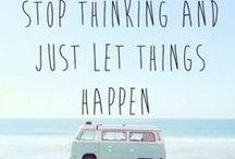 Quotes / Travel quotes, RV quotes, Camping quotes, campers, kamperen, reizen, camperreizen