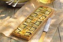 Tarts, Quiches & Pies.. / Adoro las tartas...