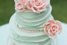 Bridal Cake Ideas / Inspiration on designs, layout and beautiful icing