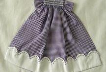 Dress Quilt & sunbonnet