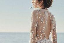 Vestidos de novia / Vestidos de novias especiales y originales. Inspiración para novias.