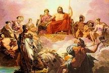 Mythology / by Joshua Hewins