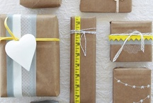 for Kraft gift wrapping