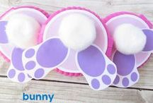 DIY Easter / Easter Crafts & Recipes / by Smart School House