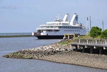 Cape May Lewes Ferry / Check out these summer images of the Cape May Lewes Ferry