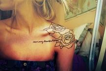 Tattoo / by Marie-Pier Savoie