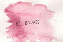 Words Of Wisdom / by Jessi Kretzer