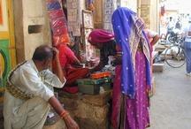 Mette Webers Radjistan & New Delhi, Indien  / pictures from my trip to Radjistan