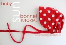 Sewing Patterns & Tutorials
