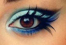 On aime les yeux bruns! / Que vous aimiez les couleurs chaudes ou les nuances froides, les yeux bruns sont faciles à maquiller. Inspirez-vous!