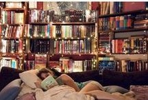 Bookcases / YES, another obsession of mine! Must have ALL THE BOOKCASES!