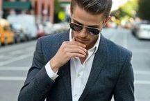 If I Could Dress My Man / Men's fashion
