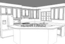 Progression of a kitchen remodel / This board shows the basic progression of a kitchen from before -line drawings-color renderings to finished kitchen.