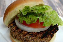 Dinner - Burgers