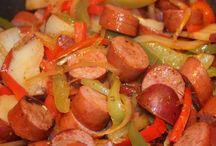 Dinner - Sausage/Kielbasa