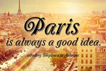 Paris / Bonjour - for the love of Paris - an eclectic mix. Please also visit our related French / France boards-- Merci :-)  / by Carolyn Williams