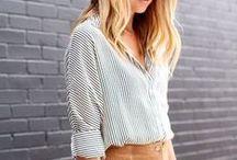 Stripes Fashion / Listradas por aí...
