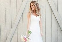 The Rustic Country Bride