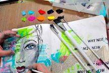 for Art Journaling & Mixed Media