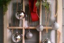 On aime le temps des Fêtes / Inspiration décoration et DIY pour le temps des Fêtes.
