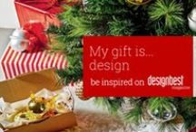2016 Christmas Special / My gift is...design 2016 Christmas special: Christmas is right around the corner and we have already started looking for the perfect gift.