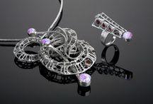 Autorské šperky / Autorské šperky od nejlepších českých uměleckých šperkařů