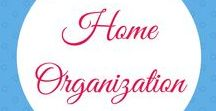 Home Organization / Organization ideas | Meal planning | Cleaning schedules | Decluttering | Chore charts | Toy rotation
