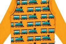 Barneklær / Fine og fargerike barneklær