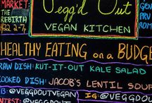 Healthy Eating on a Budget / Positive Spin, Inc., in conjunction with Dr. Nyela Oluchi Hope, and the Vegg'd Out Vegan Kitchen conducts a monthly health seminar aiming to assist ones in eating better, while showing it doesn't have to be expensive.