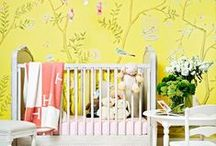 Wee love kid-room-spiration / Nurseries and kids rooms to inspire! Nursery ideas for you to try (or just admire from afar!)
