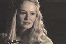 {eowyn} / And strong she seemed...