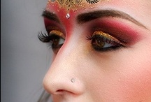 The Bollywood look / bollywood inspired look and #makeup