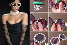 Fashion DIY / Fashion DIY, shows how to make most coveted accessories and fashion on your own.