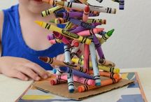 Daycare Art experiences / Art Experiences. NOT Crafts