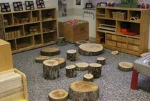 Daycare Enviroments / Things to enhance the daycare
