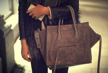 ✯ Bags ✯ / Bags always fits you! And they are so handy, my bag contains everything!