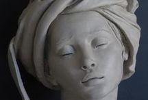 szobrok- sculptures