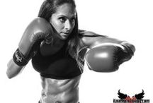 Fitness, Kickboxing, and Inspiration