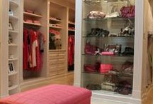 Home: Dream Closets and Storage ideas / Beautiful Closets and storage and design ideas