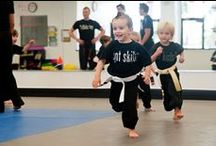 3 and 4-year olds (Early SKILLZ) Martial Arts in Lithia, FL / This board is about our wonderful preschool kids martial arts program available at our school in Lithia, Florida.