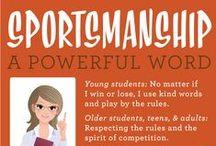 Sportsmanship!
