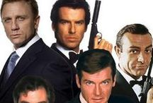 My great James Bond 007